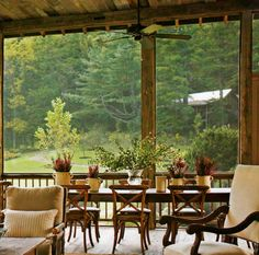 Vintage Mulberry: Wednesday's What If's…What If I Could Escape To My Cabin In The Woods?