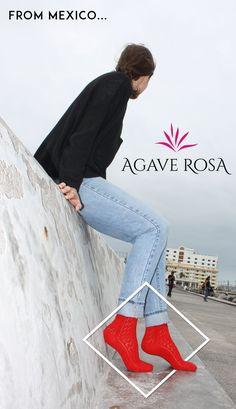 Visita nuestra tienda en línea www.agaverosa.com
