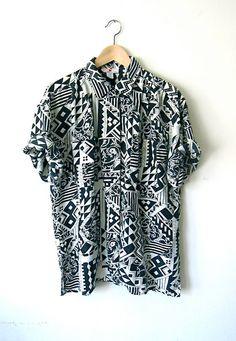 i miss summer and printed shirts