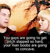 Pitch Perfect - this movie is hilarious, and makes me want to sing all of the time.