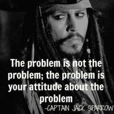 The problem is not the problem #quote