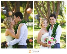 Creatrix Photography | Hawaii | Oahu Estate Wedding  808-203-4661 www.creatrixphotography.com