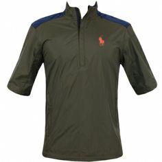 Polo Ralph Lauren Core Half Zip Company Olive #golf #fashion #trendygolf