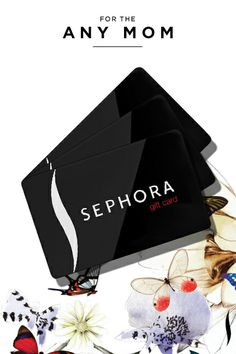Mother's Day Gift Inspiration: #Sephora Gift Card #gifts #gift ideas