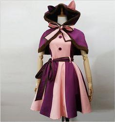 Alice in Wonderland The Cheshire Cat Alice Returns Cosplay Costume - Women