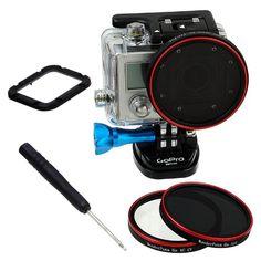 Lenses for Gopro