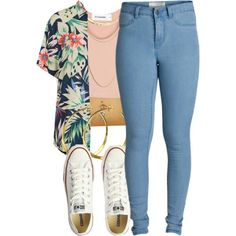 """""""July 12 2014"""" created by xo-beauty polyvore"""