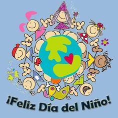 ¡Buenos dias!  Queremos enviar nuestras felicitaciones a todos los paises que estan celebrando el dia del niño. ¡FELICIDADES REYES DE LA CASA!
