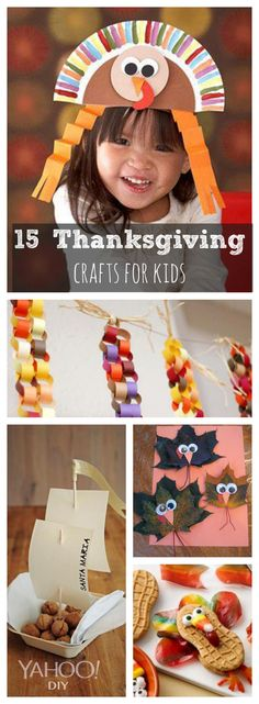 Trying to keep the kids busy this Thanksgiving? These ideas are a must see