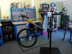 Image result for workshop professional area bike