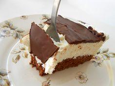 túró rudi torta - sugarfree dots Paleo, Keto, Hampi, Tiramisu, Sugar Free, Diabetes, Ethnic Recipes, Sweet, Kitchen