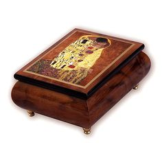 "Jewellery Box with Melody playing "" The Sound of Music """