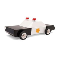 Look what I found at UncommonGoods: classic wooden police cruiser... for $30 #uncommongoods For andrew :)