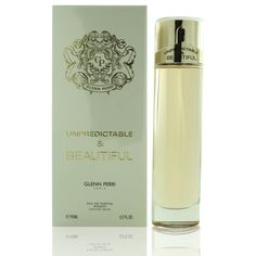 Get the most amazing deal at the home of Designer Fragrances, Luxury Perfume, for Unpredictable & Beautiful by Glenn Perri. Free U.S Shipping on all orders over $59.00.