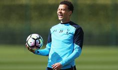 Dele Alli's career will be defined by medals and trophies