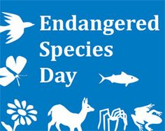 May 18, 2012: Endangered Species Day
