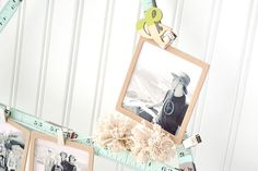 Photo Display by Aly Dosdall using the Ruler Studio from We R Memory Keepers