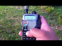 How to Work Amateur Ham Radio Satellite w Baofeng UV5R MFJ on Saudisat SO-50…