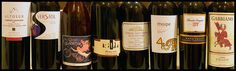 """I joined a wine club several years ago through a local restaurant well-known for both its great food and nice wine list. They had both my January and February selections ready for pick-up today. So... here's what I'm drinking! (I do the """"all red"""" clu I always love a good wine with family"""