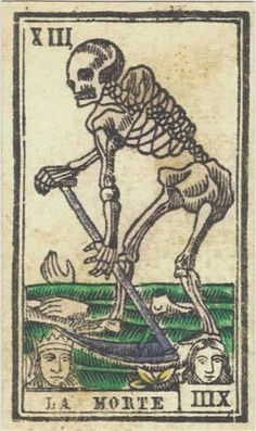 The Osborne Tarot Collection Memento Mori, Xiii Tarot, Tarot Death, Zine, Tarot Major Arcana, Spiritus, Illustration, Oracle Cards, Grim Reaper