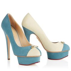 DRIVING MISS DOLLY - Charlotte Olympia, Faster collection