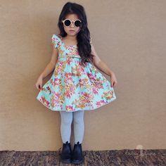 Ivy Fairy Dress - Lacey Lane Soooo cute!!