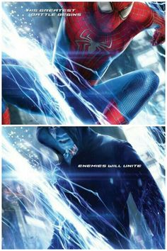 """The Amazing Spiderman 2 "" I can't wait to see this!!!"