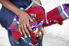 sepideh ahadi limited edition summer 2016-hirakan Sustainable fashion Hand-woven Fabric from Iran