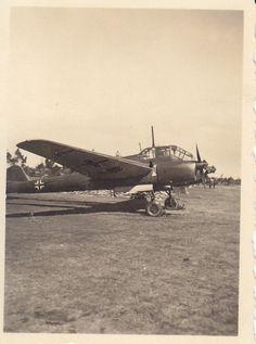 Foto Luftwaffe Flugzeug FW 189 A der 3.(H)/14 in Rußland 1942/43 Wo ??? | eBay