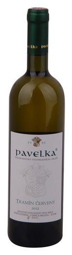 In stock - 9,49€ 2012 Pavelka Tramín červený, white dry , Slovakia - 85pt Saturated greenish yellow color and fruity-spicy aroma are characteristic features of the Slovak varieties. Smell and taste wines are full of citrus, mango and melon yellow. It is suitable for aging in the bottle.