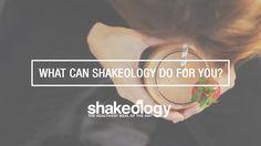 What Can Shakeology Do For You?  www.shakeology.com/keithshetzer  or   www.beachbodycoach.com/keithshetzer
