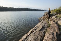 Fact: Lakes can whisper. Also fact? Following that whisper leads you to your next adventure in Manitoba.