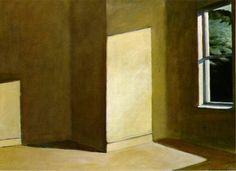Edward Hopper, Sun in a Empty Room