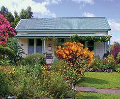 Google Images, New Zealand, Cottage, Outdoor Decor, Home Decor, Cottages, Cabin, Interior Design, Home Interior Design