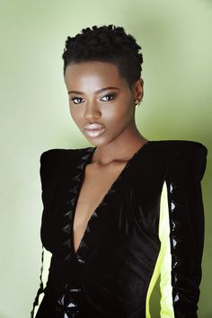 Keep your TWA nourished with Olive Oil Cream applied to your hair and scalp.  Available from  www.style36.co.za