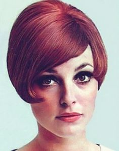 Shahrokh Hatami (Red Vidal Sassoon Wig 1966) | Sharon Tate Fans