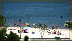 Yorktown Beach at Riverwalk Landing, Yorktown, Virginia