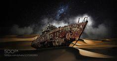 Fine #ArtTHE SHIP by nasserosman