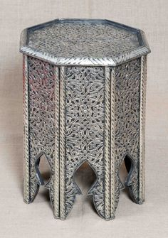 Moroccan Furniture - Berber Interiors Collection, but not painted