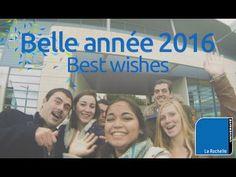 Voeux 2016 Université La Rochelle HD - YouTube