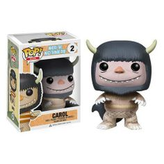 popvinylfigs - Where the Wild Things Are Carol Pop! Vinyl Figure, This item is out of stock but may be able to be backordered.  Please contact us if you wish to place an order. (http://www.popvinylfigs.com/where-the-wild-things-are-carol-pop-vinyl-figure/)