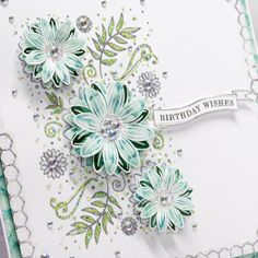 Chloes Creative Cards Craft, Cardmaking and Papercraft Supplies Flower Cards, Paper Flowers, Chloes Creative Cards, Stamps By Chloe, Create And Craft Tv, Cardmaking And Papercraft, Mothers Day Cards, Easy Diy Crafts, Wow Products