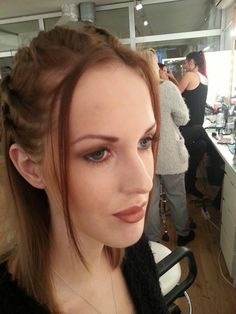 90`s hair and makeup