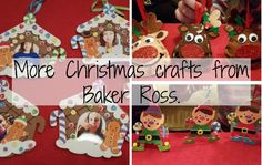 Northumberland Mam: More Christmas crafts from Baker Ross...