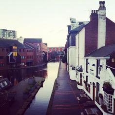 The 'streets' of Birmingham