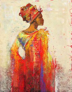 Ashanti Poster by Karen Dupré at AllPosters.com