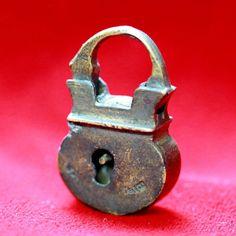 Metal Detector, Key Design, 19th Century, Ottoman, Bronze, Personalized Items, Antiques, Ebay, Locks