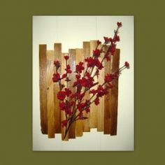 cerceve yapımı DIY Wood Art