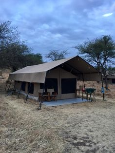 Tanzania | Kati Kati Tented Camp