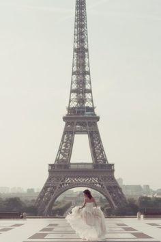 Paris, France ~ The Eiffel Tower